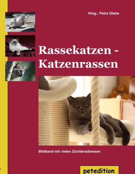 Rassekatzen - Katzenrassen - Coverbild