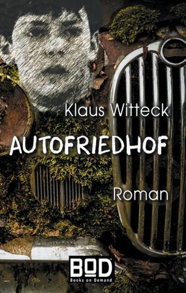 Autofriedhof - Coverbild