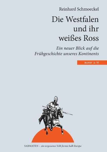 Die Westfalen und ihr weißes Ross - Coverbild