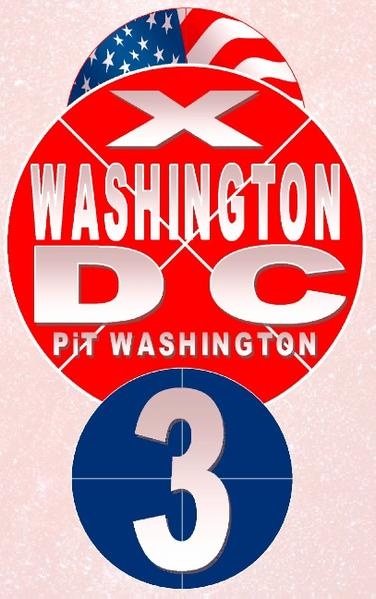 Washington DC - Coverbild