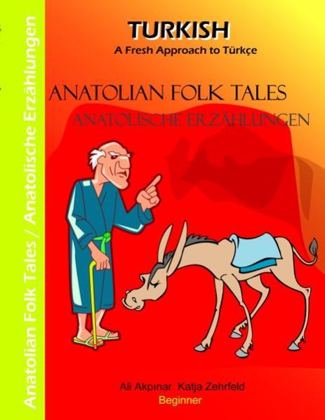 Anatolian Folk Tales - Anatolische Erzählungen - Coverbild