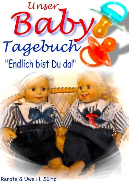 Unser Baby-Tagebuch - Coverbild