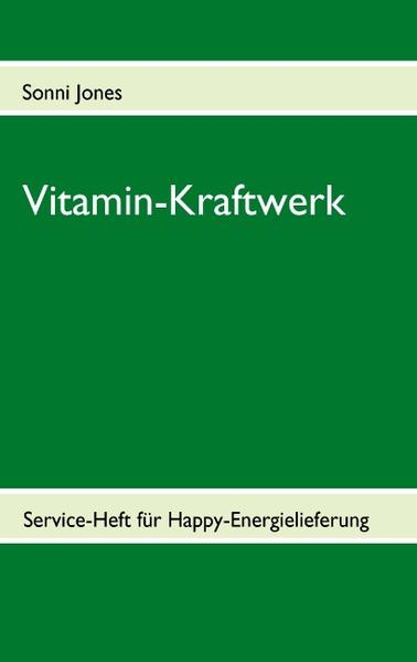 Vitamin-Kraftwerk - Coverbild