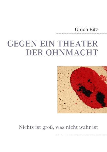 Gegen ein Theater der Ohnmacht - Coverbild