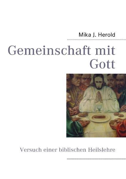 Gemeinschaft mit Gott - Coverbild