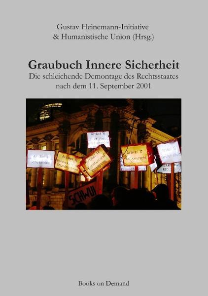 Graubuch Innere Sicherheit - Coverbild