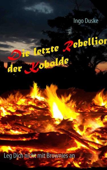 Die letzte Rebellion der Kobolde - Coverbild