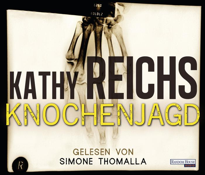Knochenjagd - Coverbild