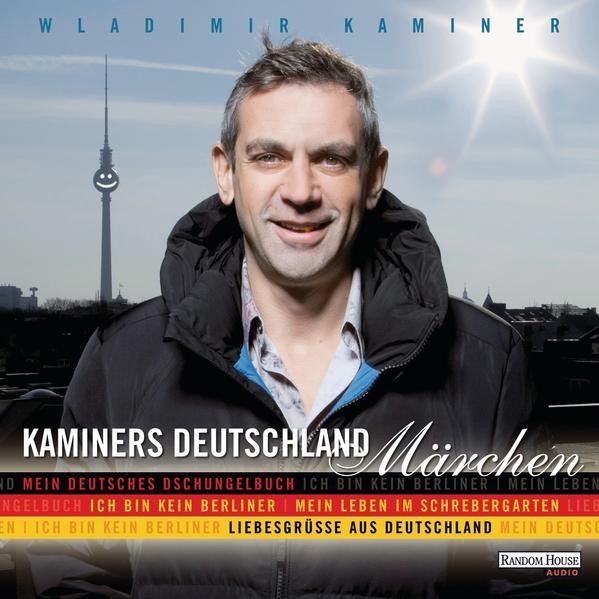 Kaminers Deutschland - Märchen - Coverbild
