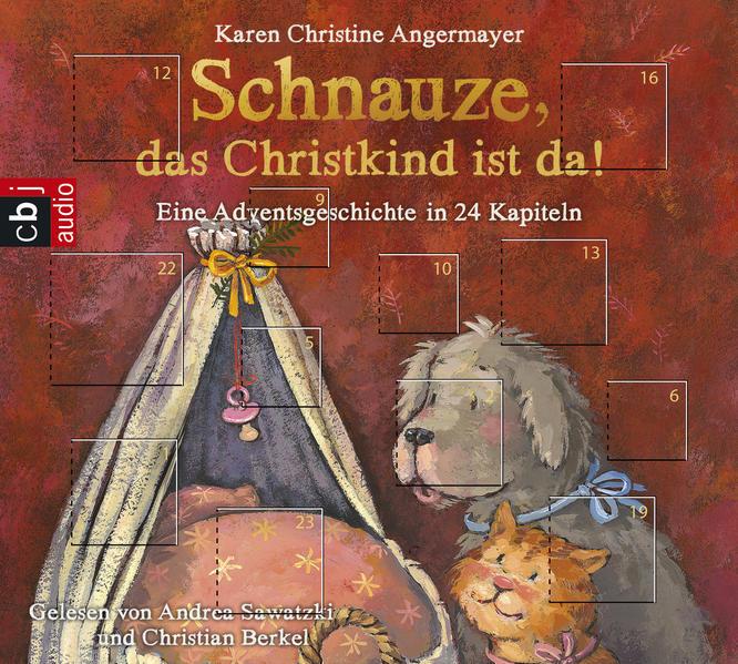 Kostenloses PDF-Buch Schnauze, das Christkind ist da!