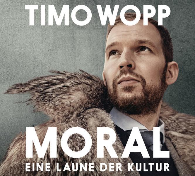 Moral – Eine Laune der Kultur - Coverbild
