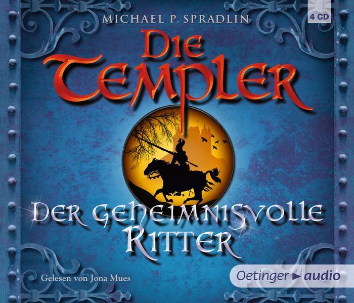 Die Templer - Der geheimnisvolle Ritter - Coverbild