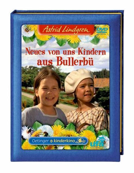Neues von uns Kindern aus Bullerbü - Coverbild