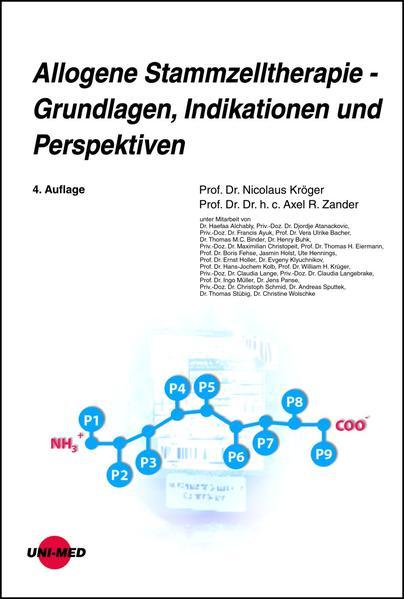 Allogene Stammzelltherapie - Grundlagen, Indikationen und Perspektiven - Coverbild