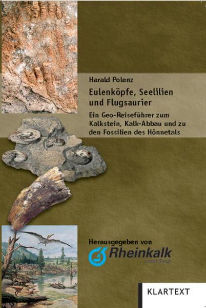 Eulenköpfe, Seelilien und Flugsaurier - Coverbild