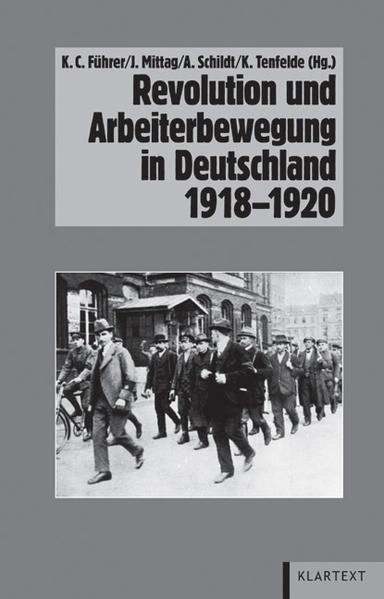 Revolution und Arbeiterbewegung in Deutschland 1918–1920 - Coverbild