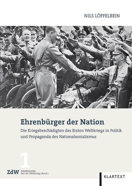 Ehrenbürger der Nation - Coverbild