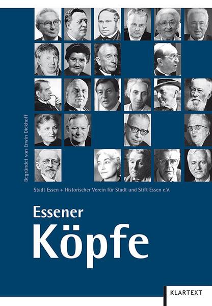 Essener Köpfe - Coverbild
