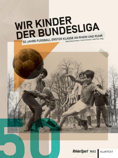 Wir Kinder der Bundesliga - Coverbild