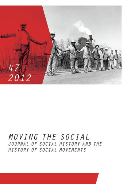 Kostenloser Download Moving the Social 47/2012 PDF