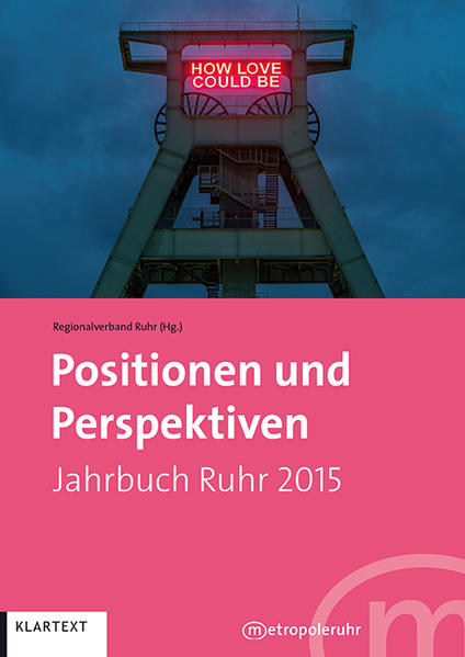 Positionen und Perspektiven 2015 - Coverbild