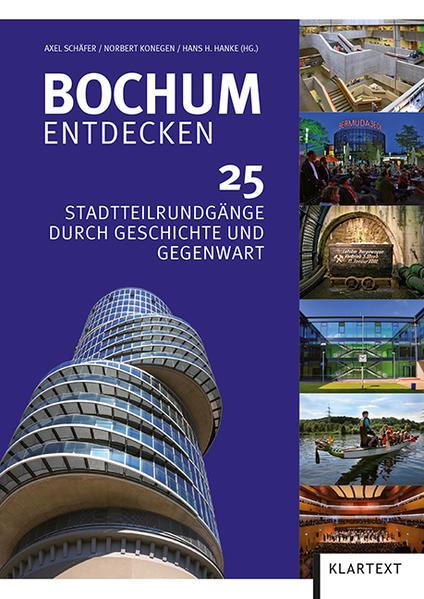 Bochum entdecken - Coverbild
