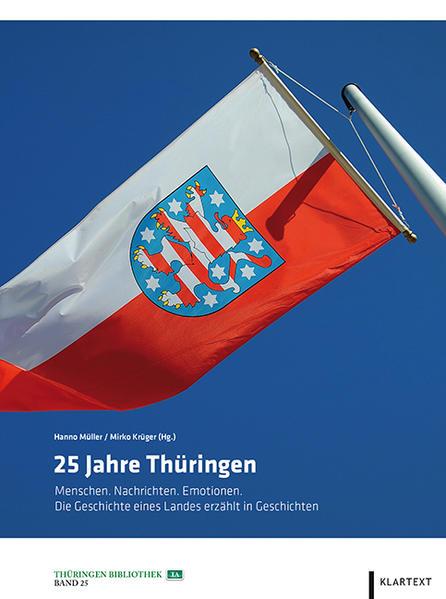 25 Jahre Thüringen - Coverbild