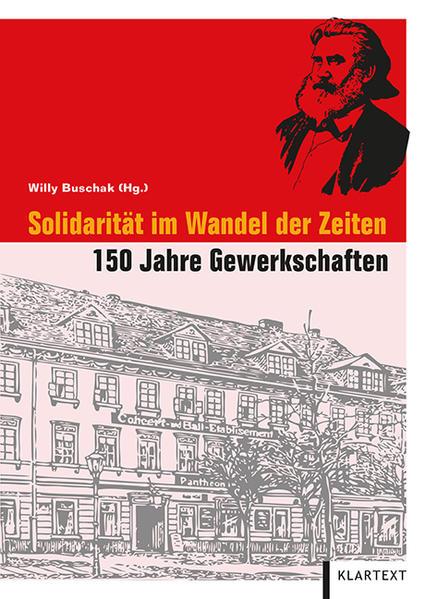 150 Jahre Solidarität im Wandel der Zeiten - Coverbild