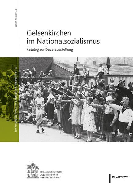 Gelsenkirchen im Nationalsozialismus - Coverbild