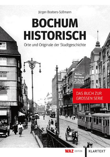 Bochum historisch - Coverbild