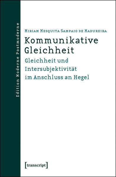 Kommunikative Gleichheit - Coverbild