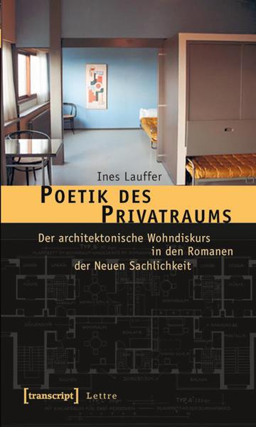 Poetik des Privatraums - Coverbild