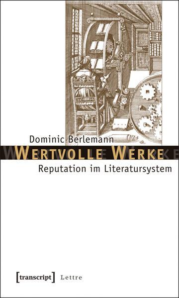 Wertvolle Werke - Coverbild