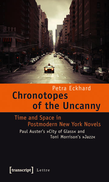 Chronotopes of the Uncanny - Coverbild