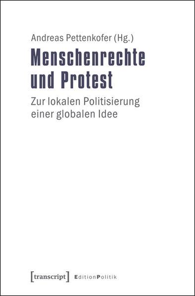 Menschenrechte und Protest - Coverbild
