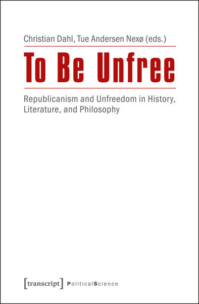 To Be Unfree - Coverbild