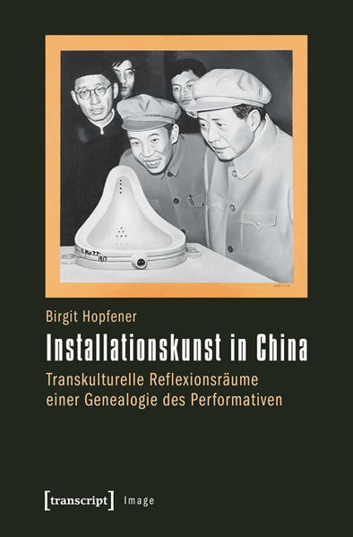 Installationskunst in China - Coverbild