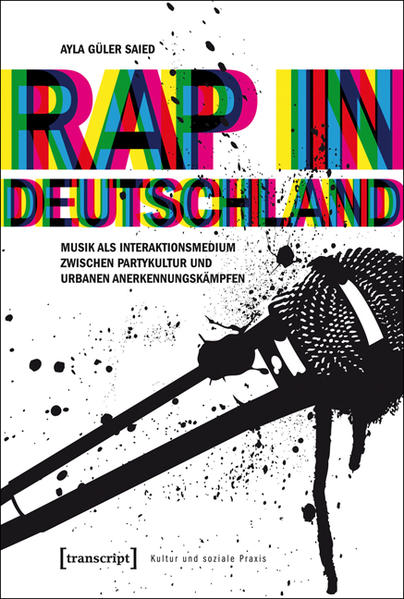 Rap in Deutschland - Coverbild