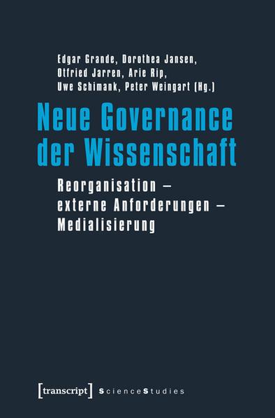 Neue Governance der Wissenschaft - Coverbild