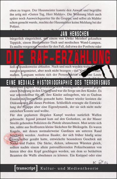 Die RAF-Erzählung - Coverbild