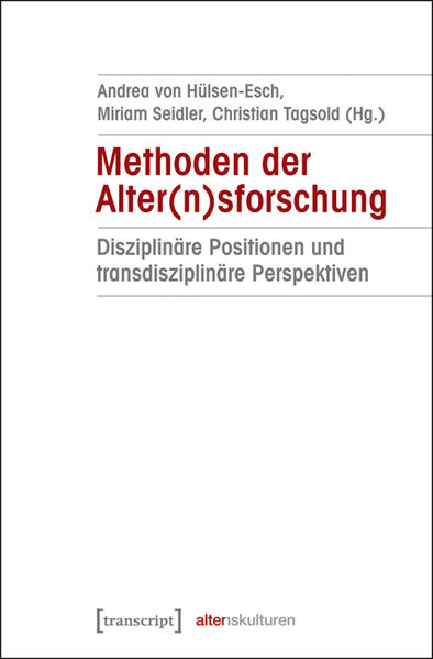 Methoden der Alter(n)sforschung - Coverbild