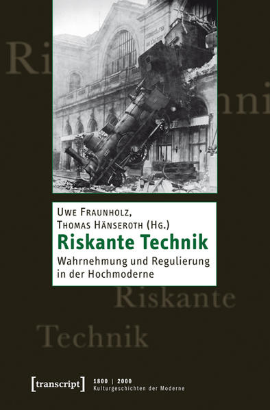 Riskante Technik - Coverbild
