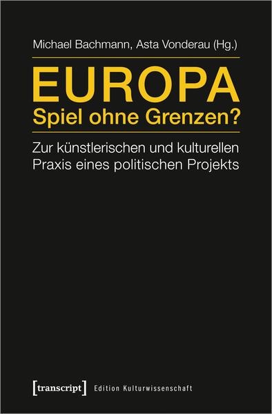 Europa - Spiel ohne Grenzen? - Coverbild