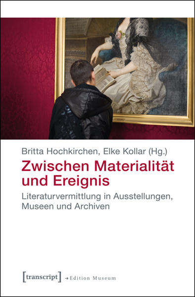 Zwischen Materialität und Ereignis - Coverbild
