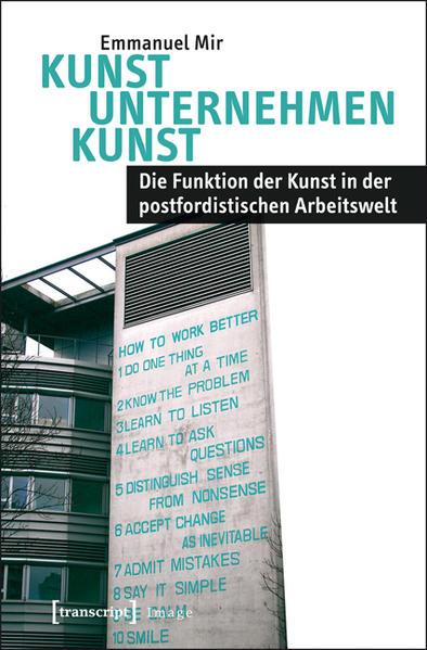 Kunst Unternehmen Kunst - Coverbild