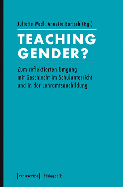 Teaching Gender? - Coverbild