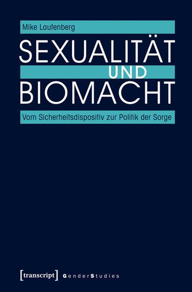Sexualität und Biomacht - Coverbild