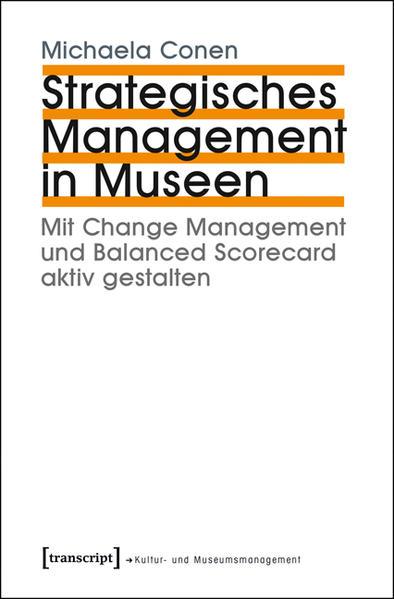 Strategisches Management in Museen - Coverbild