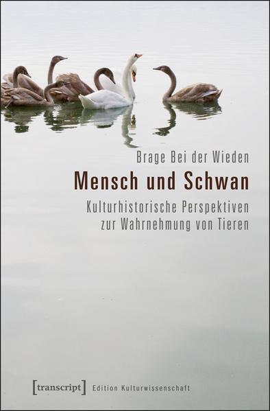 Mensch und Schwan - Coverbild