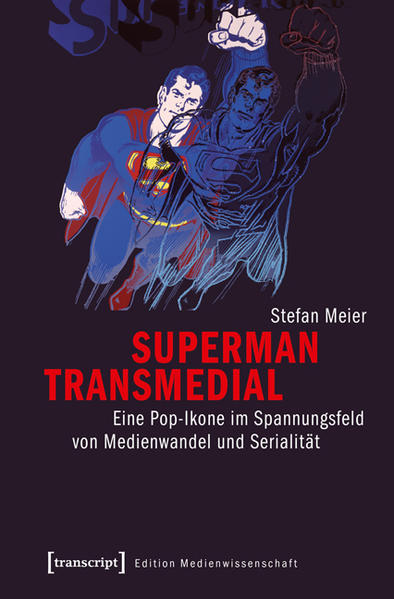Superman transmedial - Coverbild